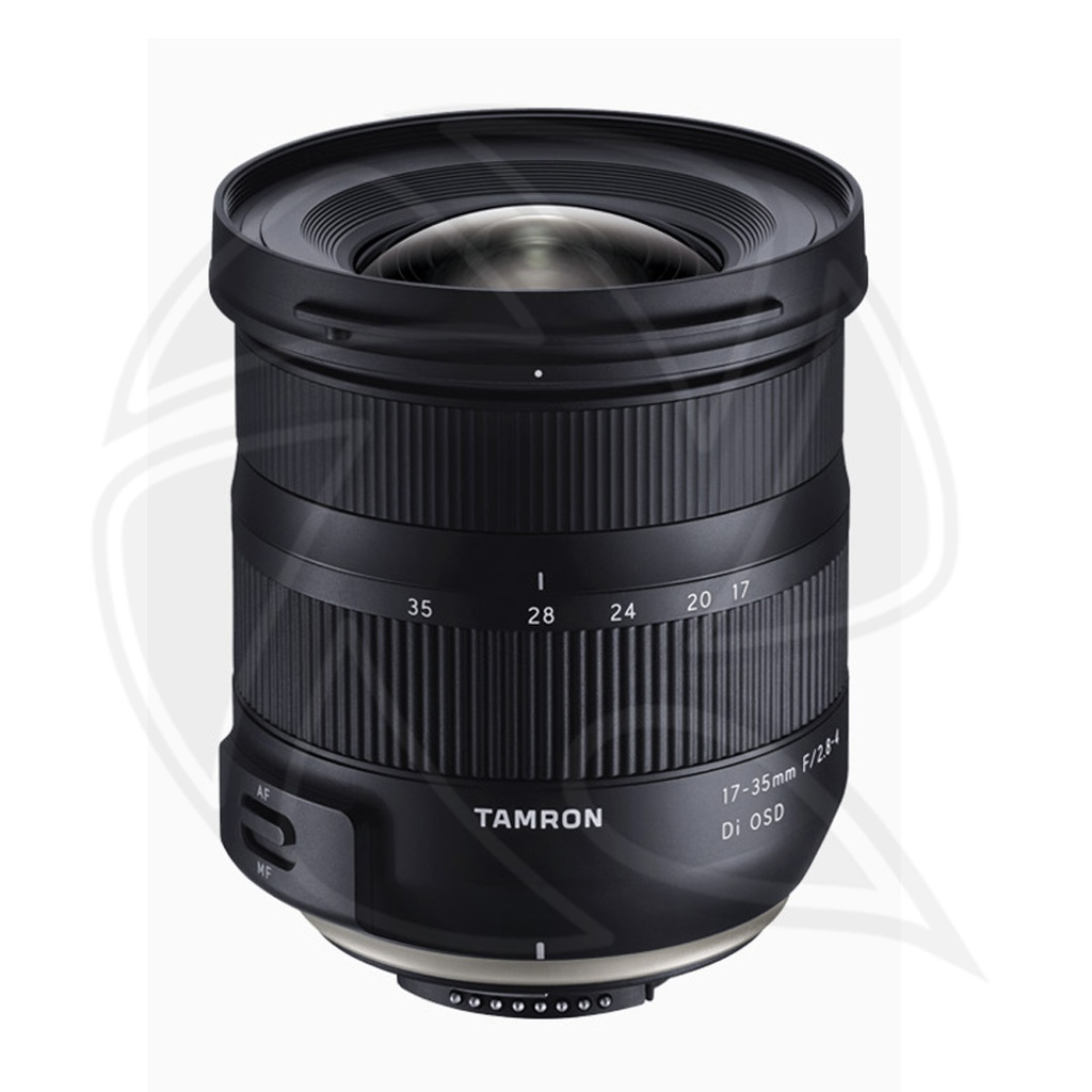 TAMRON  17-35mm F/2.8-4 Di VC for Canon w / hood
