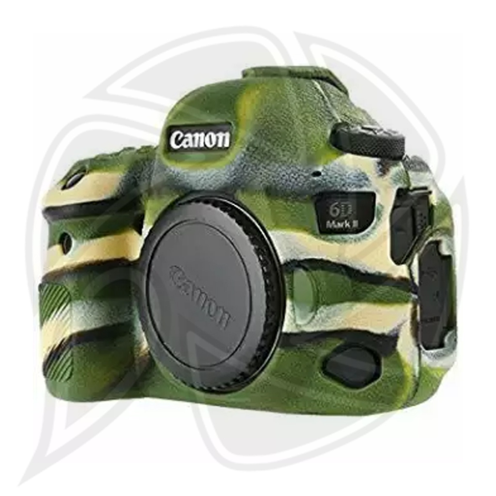 Easy Cover for 6D II - ARMY