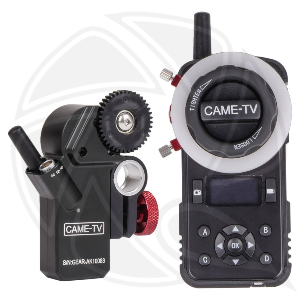CAME-TV Came Astral Wireless Follow Focus system