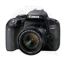 CANON CAMERA EOS 800D 18-55 IS STM KIT