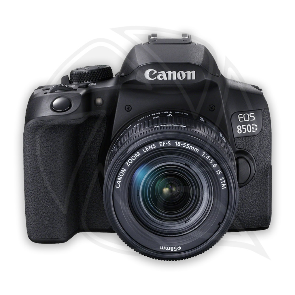 CANON CAMERA 850D 18-55 IS STM