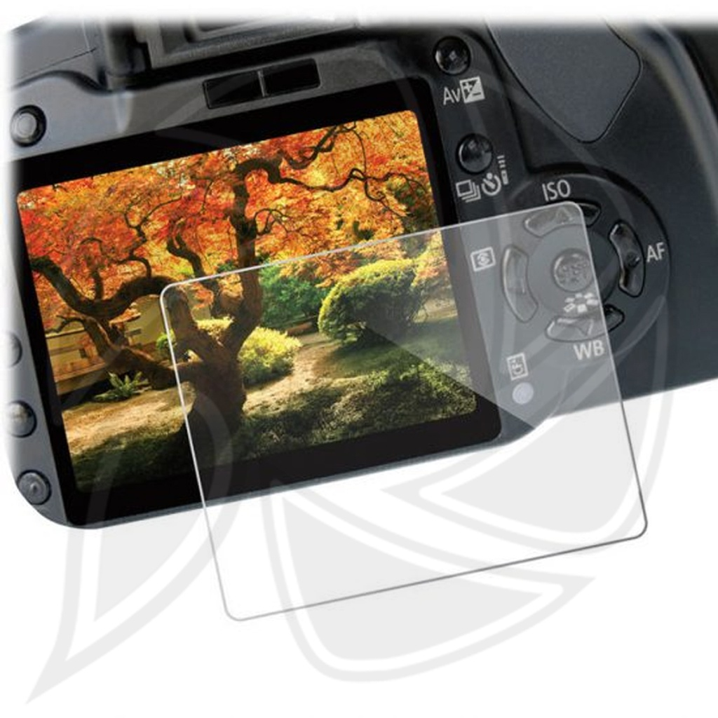 Glass screenprotector For Canon 6D