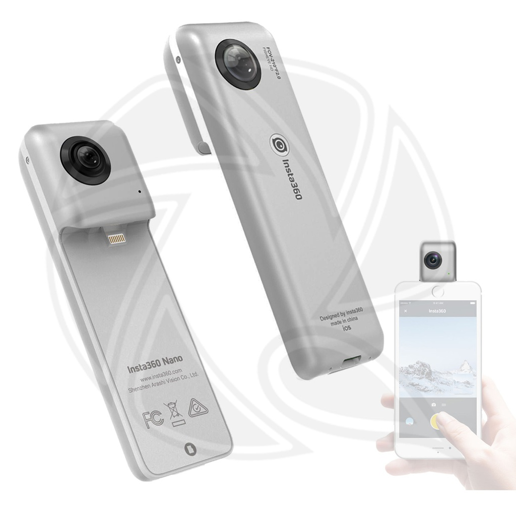 Insta360 Nano Camera for iPhone