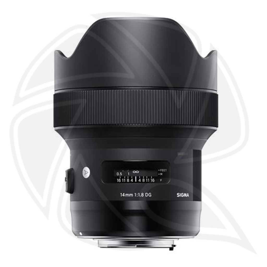 SIGMA 14MM F/1.8  E-MOUNT for SONY