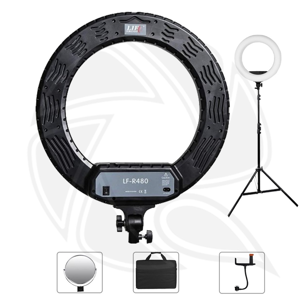 LIFE OF PHOTO LF-R480  RING LIGHT