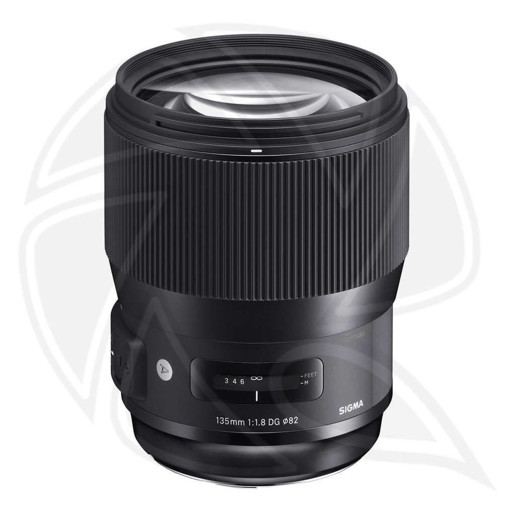 SIGMA 135mm F1.8 DG HSM  for Canon