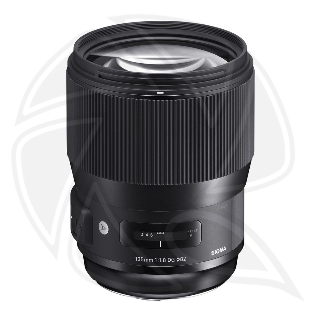 SIGMA LENS 135MM F/1.8 for SONY E-MOUNT
