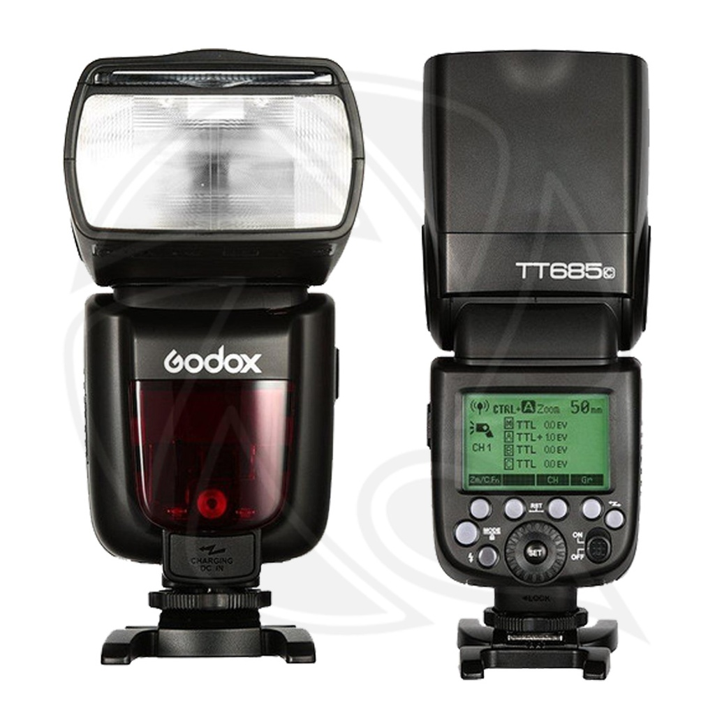GODOX - TT685C - TTL Speedlite for Canon
