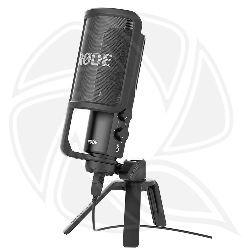 RODE- NT-USB MICROPHONE