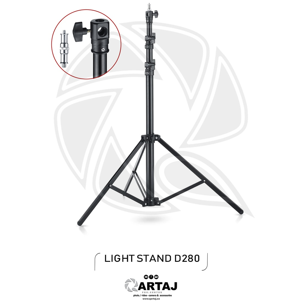 TRIOPO LIGHT STAND D280
