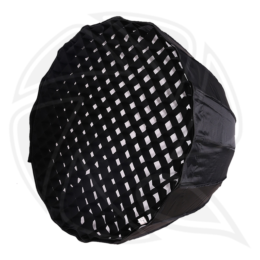 LIFE OF PHOTO SK16-S 120cm new quick open deep softbox with grid